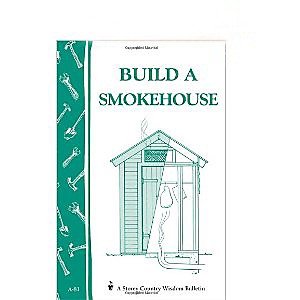 More on Building a Smokehouse | Just Two Farm Kids